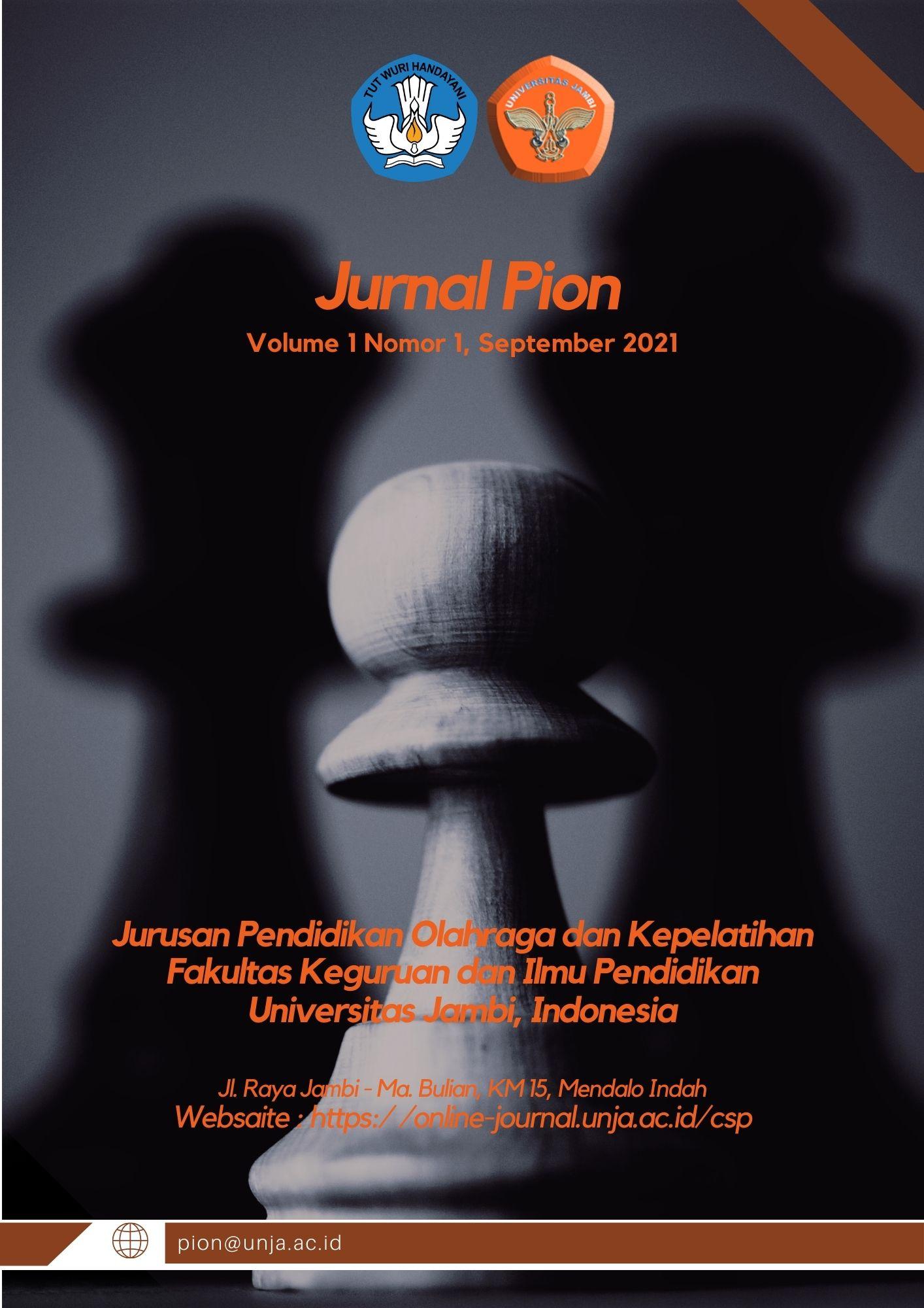 View Vol. 1 No. 1 (2021): JURNAL PION