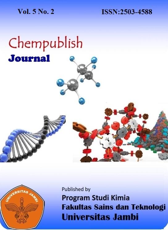 View Vol. 5 No. 2 (2020): Chempublish Journal